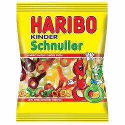 Haribo Πιπίλα Schnuller 100γρ.