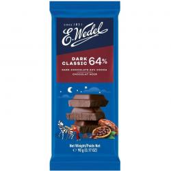 Σοκολάτα E.Wedel Dark 100γρ.