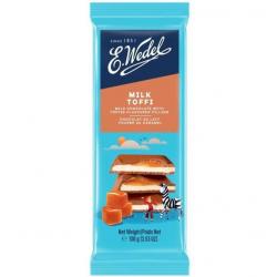 Σοκολάτα E.Wedel Toffee 100γρ.