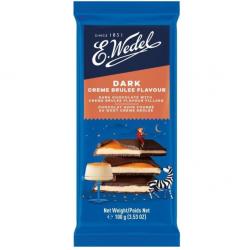 Σοκολάτα E.Wedel Creme Brulee 100γρ.