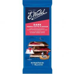 Σοκολάτα E.Wedel Panna Cotta 100γρ.