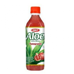 Okf Aloe Vera ρόδι 500ml