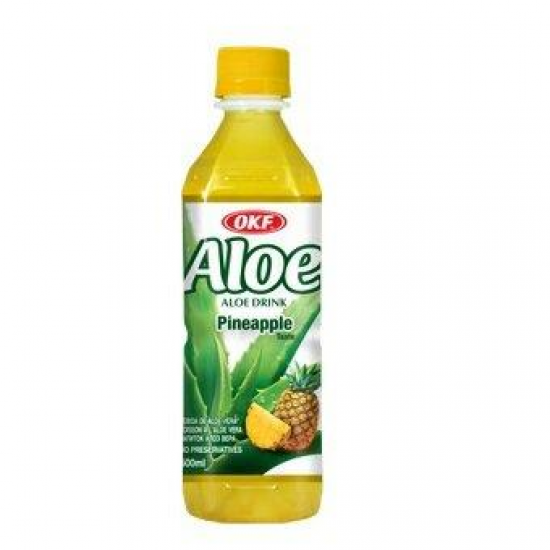 Okf Aloe Vera ανανά 500ml