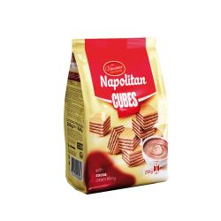 VINCINNI Napolitan Cubes με κρέμα κακάο 250γρ.