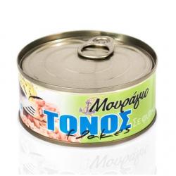ΜΟΥΡΑΓΙΟ τόνος flakes σε φυτικό λάδι 160γρ.