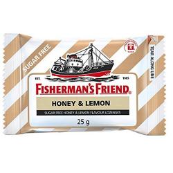 Fisherman's Friend HONEY&LEMON SF 12Χ12Χ25γρ.
