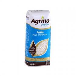 Agrino συσκ. ρύζι Λαίς Καρολίνα Ελλάδας 500γρ.