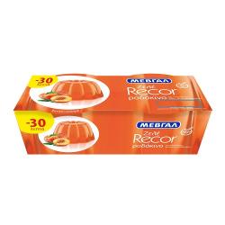 Μεβγάλ ζελέ ροδάκινο (-0,30€) 2x150γρ.