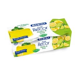 Μεβγάλ ζελέ λεμόνι-lime με στέβια 2x150γρ.