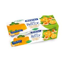 Μεβγάλ ζελέ πορτοκάλι-μανταρίνι με στέβια 2x150γρ.