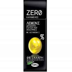 Λάβδας zero καραμέλες λεμόνι 32γρ.