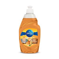 Perlin quality υγρό πιάτων πορτοκάλι & ξύδι 450ml