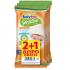 Μωρομάντηλα Babylino Sensitive minipack (2+1Δώρο)