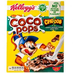 Δημητριακά Kellogg's Coco Pops 375γρ.