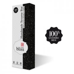 Παστέλι Greek bliss μαύρο σουσάμι μέλι 60γρ.