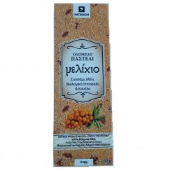 Παστέλι Μελίχιο βιολ. ιπποφαές μέλι κανέλα 60γρ.