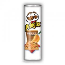 Πατατάκια Pringles pizza 165γρ.
