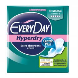 Σερβιέτα EveryDay Hyperdry Ultra Plus NORMAL 10 TEM