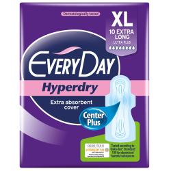 Σερβιέτα EveryDay Hyperdry Ultra Plus EXTRA LONG 10 TEM