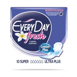 Σερβιέτα EveryDay Fresh Ultra Plus SUPER 10 TEM