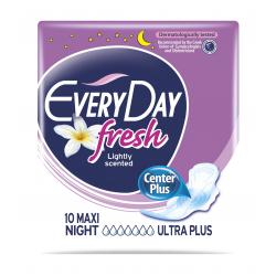 Σερβιέτα EveryDay Fresh Ultra Plus MAXI NIGHT 10 TEM