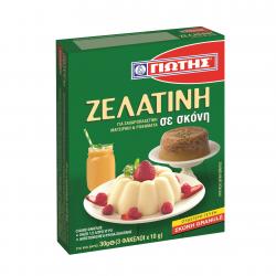 ΓΙΩΤΗΣ Ζελατίνη σε κουτί 3x10γρ.
