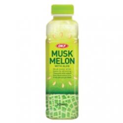 Okf Aloe Vera musk melon (πεπόνι) 500ml