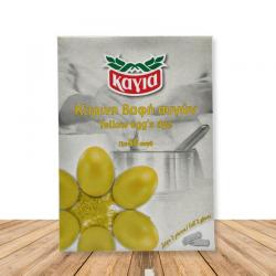 Καγιά βαφή αυγών κίτρινο