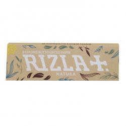 Τσιγαρόχαρτο Rizla ακατέργαστο (natural) 50 φύλλων