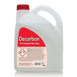 Υγρό καθαριστικό grill Tension Decarbon 4lt