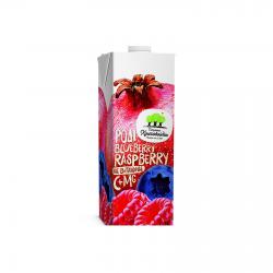 Χριστοδούλου οικογ. ρόδι blueberry rasberry 1lt