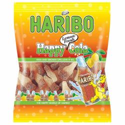 Haribo Fizzy Happy Cola 100γρ.