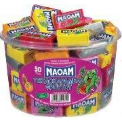 Haribo Maoam βάζο 50τεμ