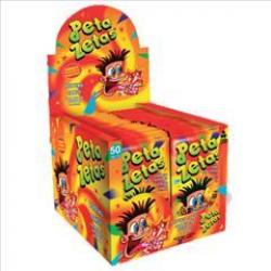 Peta Zetas pop rocks Φράουλα 50τεμ