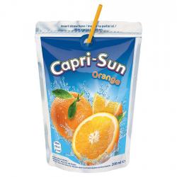 Χυμός Capri Sun πορτοκάλι 10x200ml