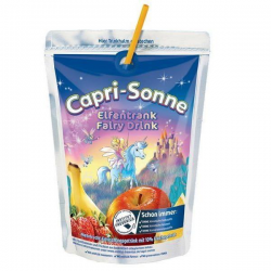 Χυμός Capri Sun νεράϊδες fairy 10x200ml