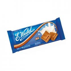 Σοκολάτα E.Wedel Milk 100γρ.