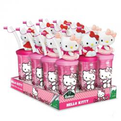 Relkon παγούρι με καραμελάκια Hello Kitty 12τεμ