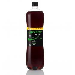 Green Cola sticker (-0,30€) 1,5lt