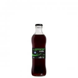 Green Cola γυαλί 250ml