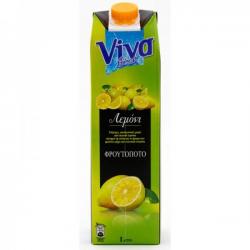 Viva Fresh φρουτοποτό λεμόνι 1lt