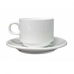 Φλυτζάνι καφενείου στιβαζόμενο