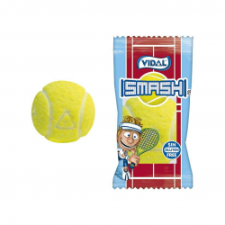 Τσίχλα Vidal tennis ball 200τεμ