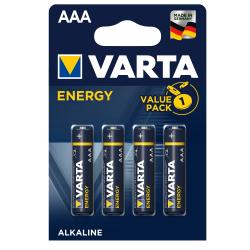Μπαταρία Varta energy simply alkaline 3AAA 4άδα