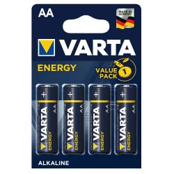 Μπαταρία Varta energy simply alkaline 2AA 4άδα