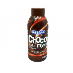 Μεβγάλ γάλα με κακάο UHT chocomania 3,4% 500ml
