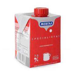 Μεβγάλ γάλα εβαπορέ Specialistas 7,5% 500ml