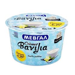 Μεβγάλ κρέμα βανίλια (-0,25€) 150γρ.
