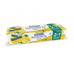 Μεβγάλ γιαούρτι harmony λεμόνι 1% (2+1Δώρο) 3x200γρ.