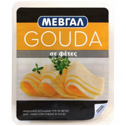 Μεβγάλ τυρί Gouda σε φέτες 200γρ.